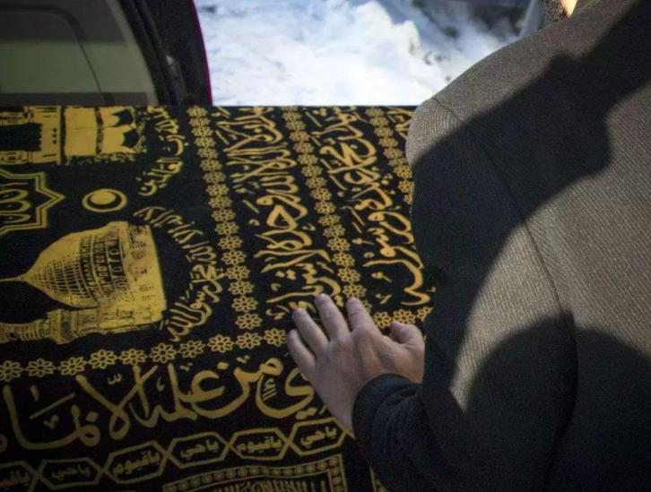 Мечеть с лицом Гитлера вызвала гнев чиновников