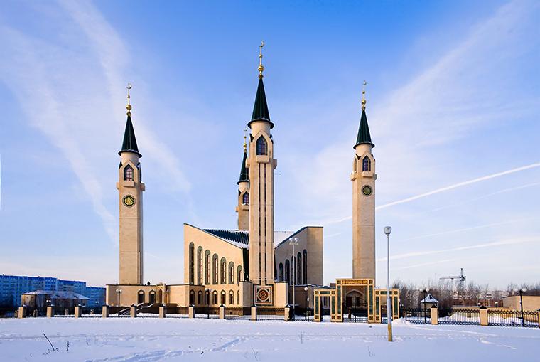 Соборная мечеть Нижнекамска