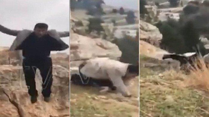 Смерть отца восьмерых детей в Турции попала на видео (18+)