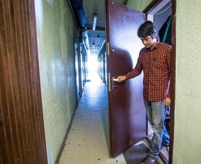 Что сделал Мухамед, получив отказ в съемной квартире