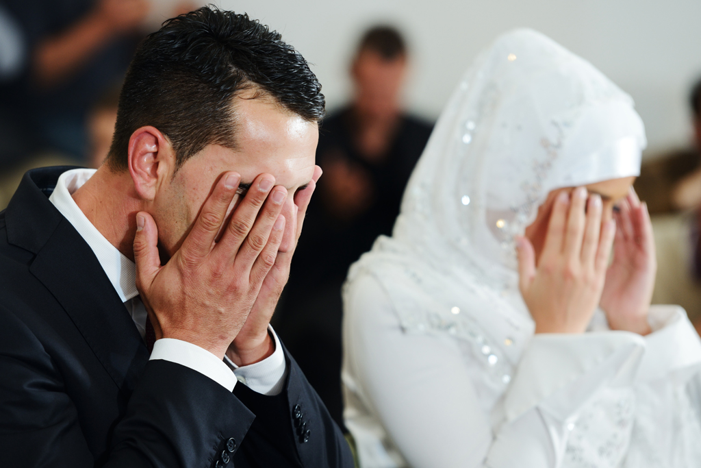 Зачастую мусульмане ограничиваются никахом, не регистрируя брак в ЗАГСе