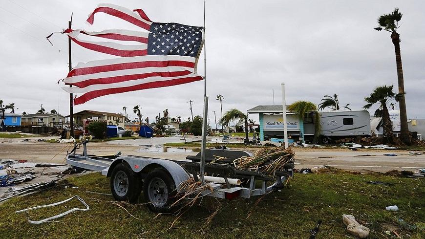 После урагана «Харви»
