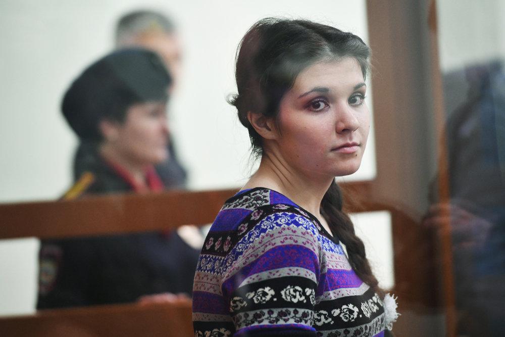 Москалькова поведала отом, как Караулова живёт вколонии