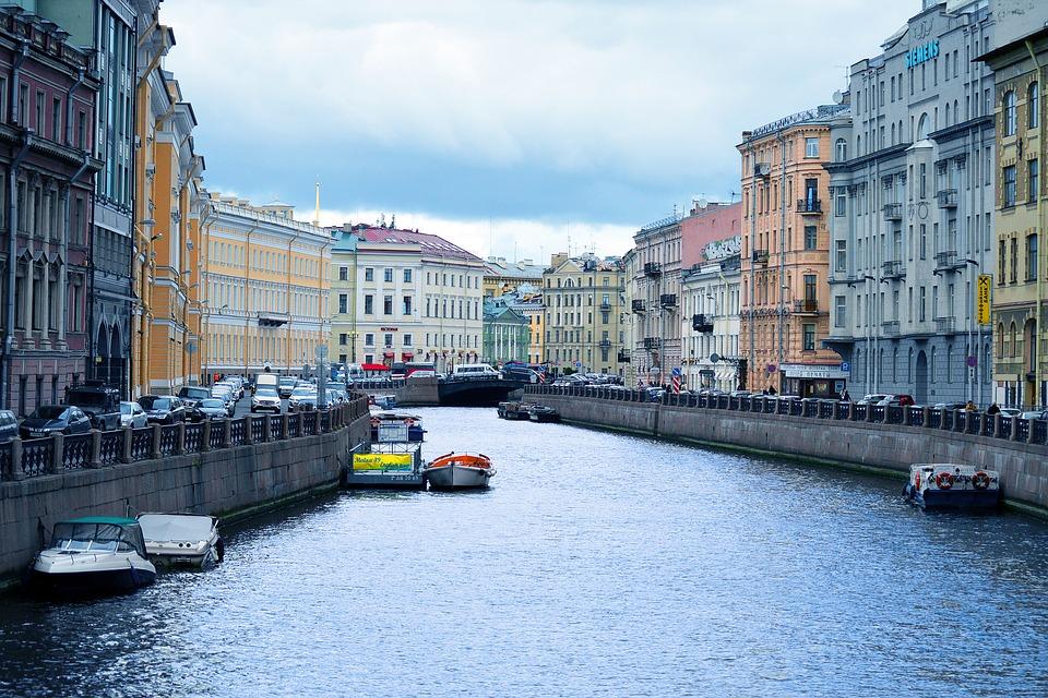 2 дня в Петербурге