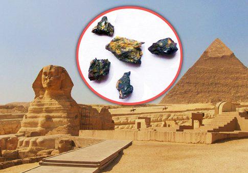 ВЕгипте отыскали неповторимый метеорит ссоединениями, которых нет вСолнечной системе
