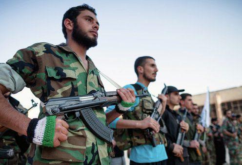 Свободная сирийская армия записала трогательное видеообращение к курдам
