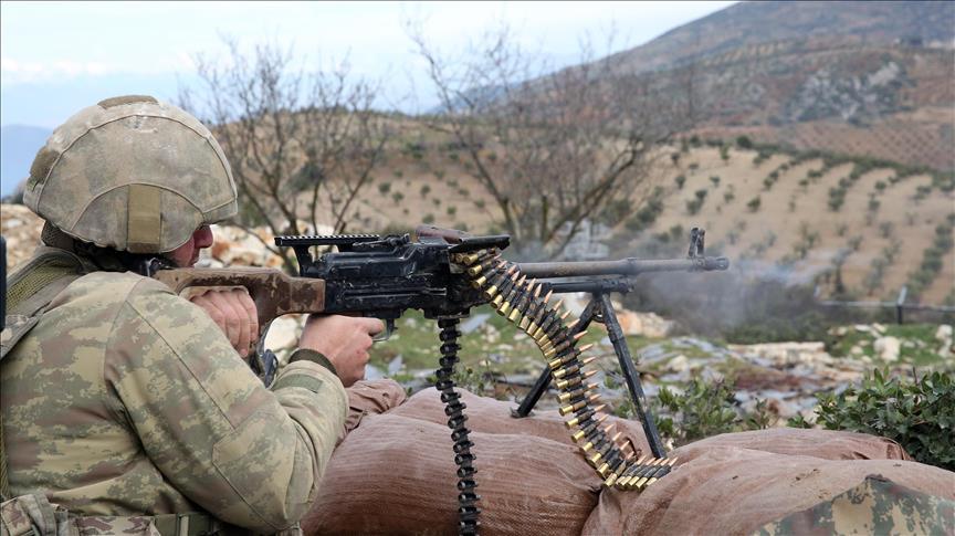 О потерях в турецко-курдском противостоянии в Африне