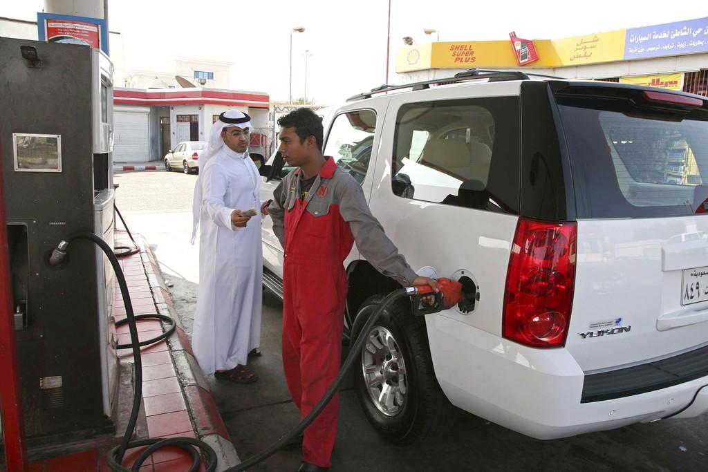 Саудовская Аравия в шоке (ВИДЕО)