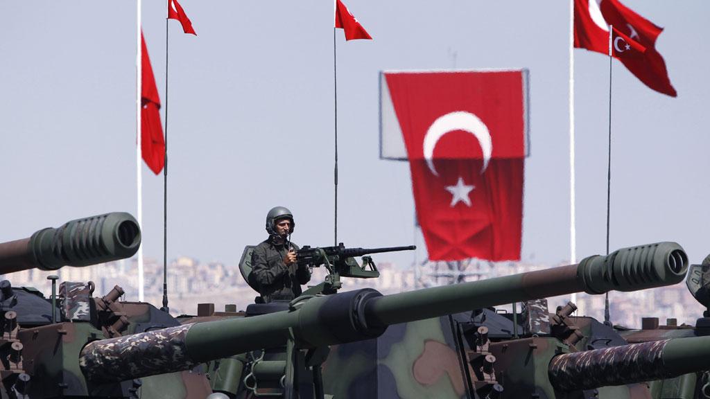 Эрдоган рассказал о далеко идущих целях операции в Сирии