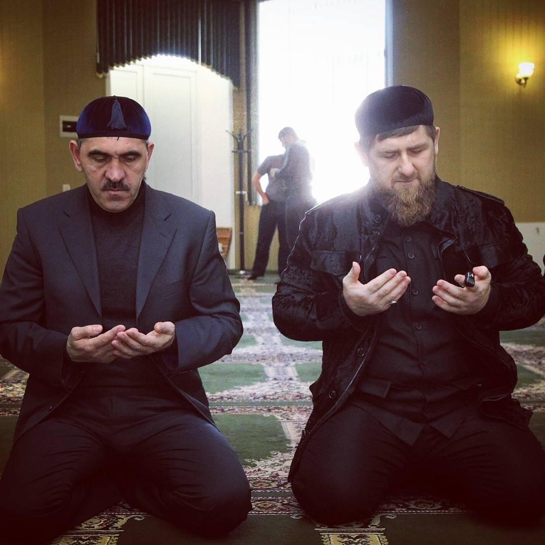 Евкуров и Кадыров