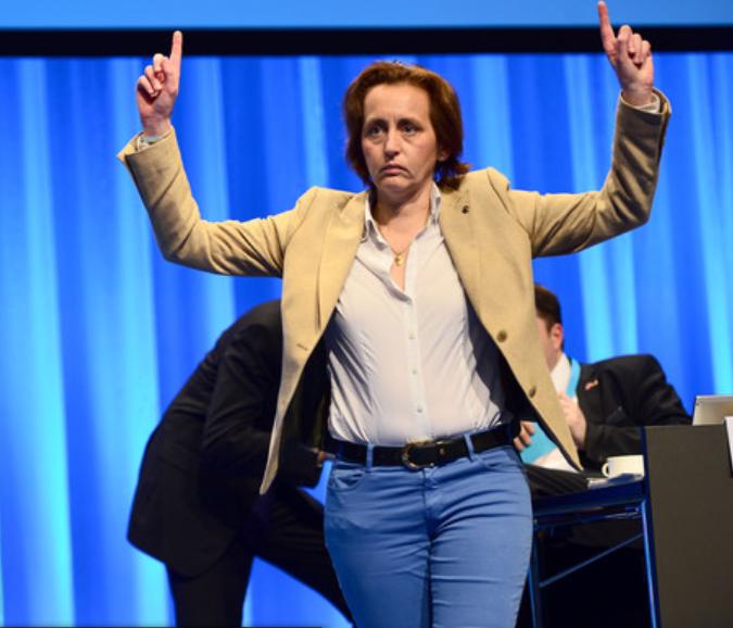 Депутата Бундестага подозревают вненависти кмусульманам