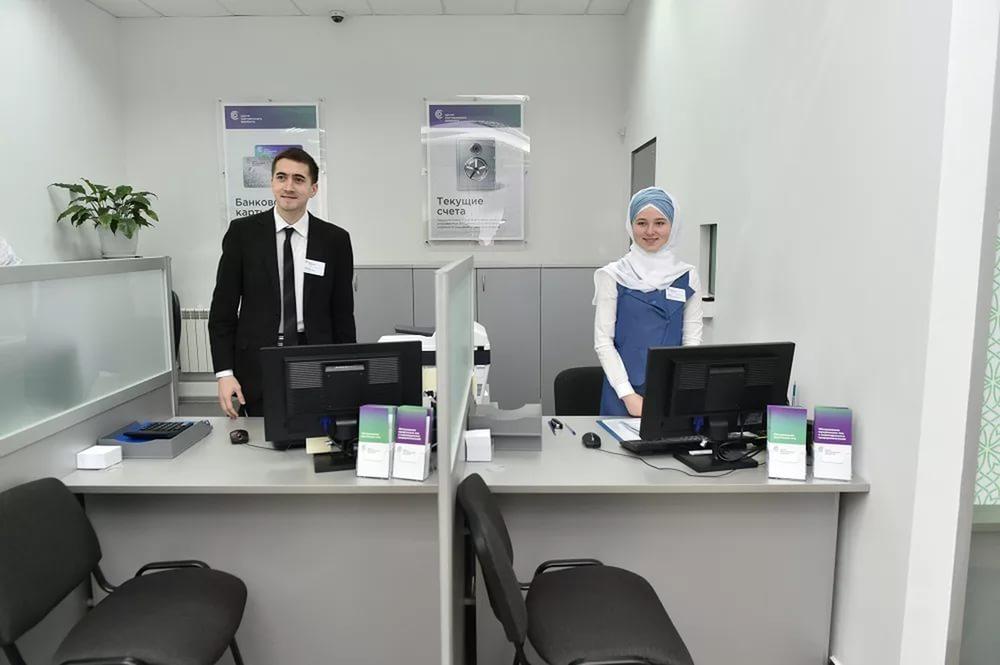 ВСбербанке сказали  онамерении открыть «исламские окна» вотделениях