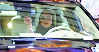 Специально для женщин.  Эр-Рияде открывается ежегодный шоу-автосалон