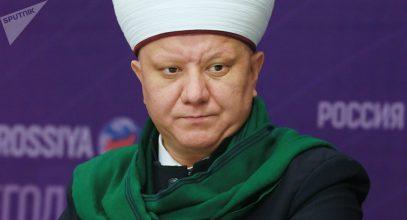 Муфтий Крганов призвал мусульман России «посетить могилы уважаемых людей»
