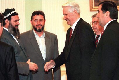 Племянник покойного лидера Объединенной таджикской оппозиции Саида Абдулло Нури задержан