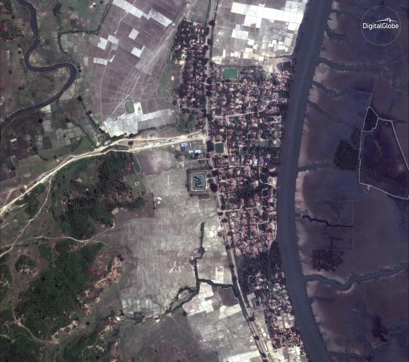СМИ: найдены новые места массовых захоронений рохинья
