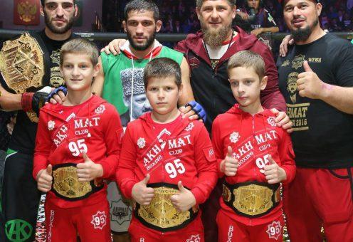 Сыновья Кадырова: ты наш брат, Абай, но мы в разных весовых категориях (ВИДЕО)