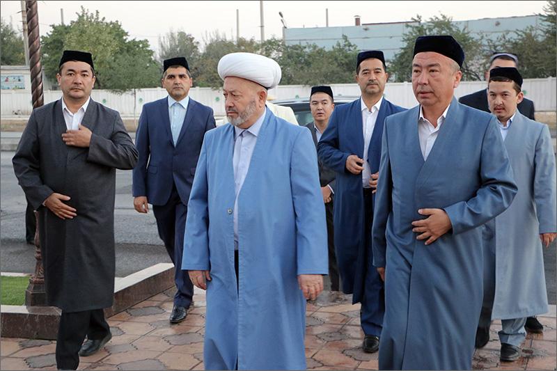 Духовное управление мусульман Узбекистана лишилось «ушей»