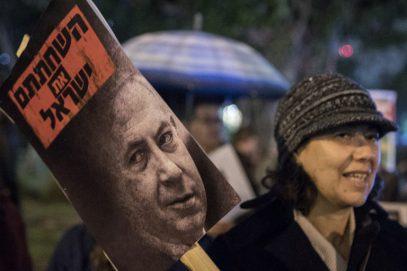 Нетаньяху задиристо ответил израильтянам, требующим его отставки