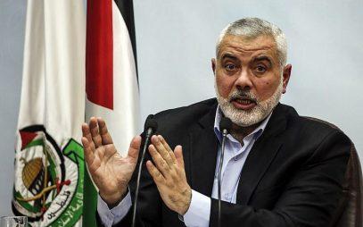 ХАМАС отреагировал на включение своего лидера в американский список террористов