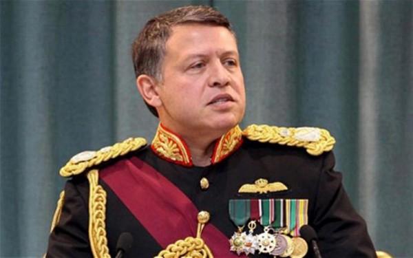 Король Иордании поблагодарил Путина за урегулирование в Сирии
