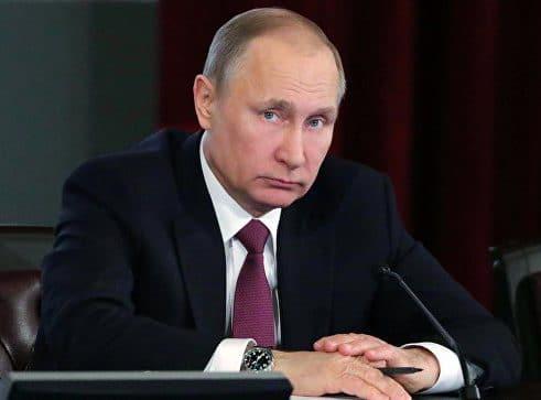 Путин озвучил алгоритм борьбы с экстремистами, стремящимися расколоть Россию