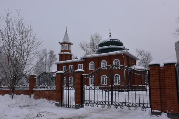 В Архангельске торжественно открыта Историческая мечеть