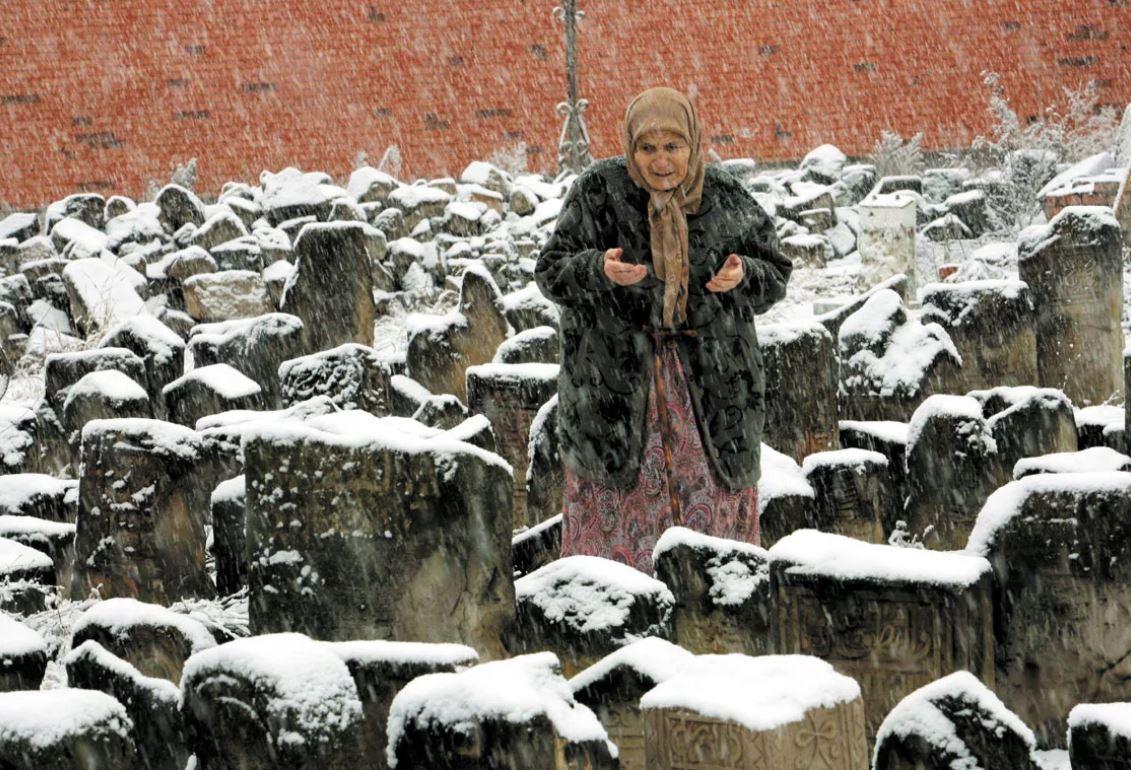 Сталинская депортация народов СССР стала черным пятном в советской истории