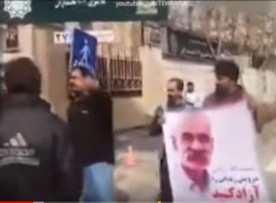 Иранские суфии задавили четырех полицейских (ВИДЕО)