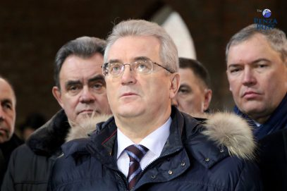 Мусульмане встретили аплодисментами решение губернатора Ивана Белозерцева