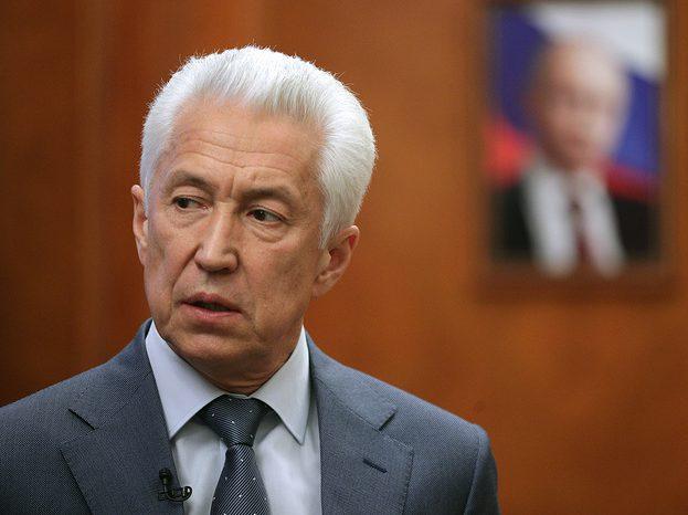 Васильев назвал инициатора антикоррупционной операции в Дагестане