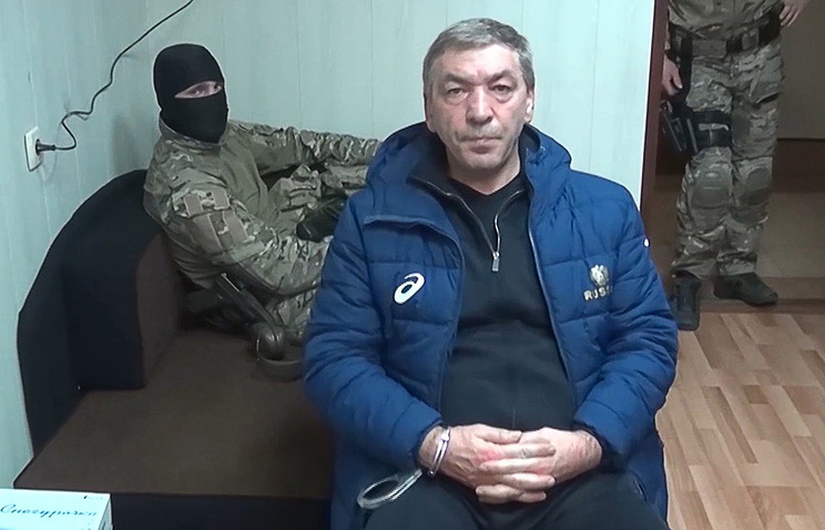 Абдусамад Гамидов (Фото: Следственный комитет РФ/ТАСС)