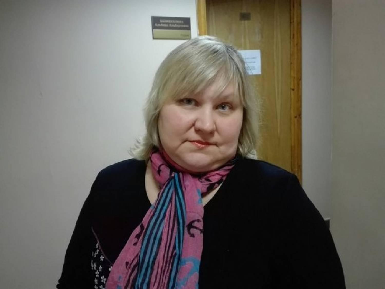 Гавриленко списала грязную антитатарскую тираду на сына