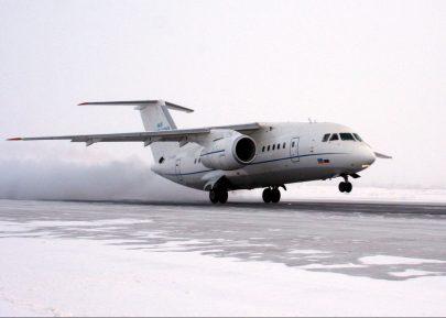 Недалеко от Москвы потерпел крушение пассажирский лайнер