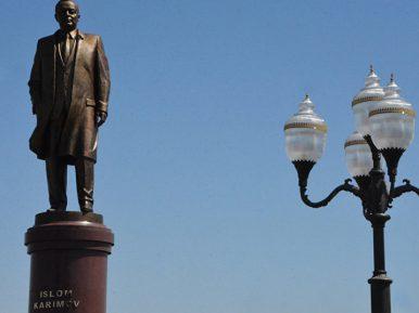 В Москве идет сбор подписей против Ислама Каримова