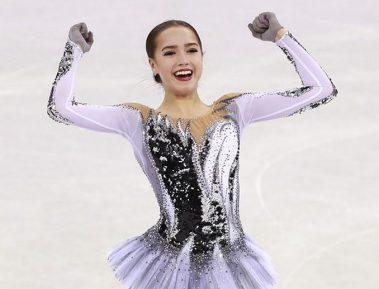 Олимпийская чемпионка Алина Загитова оказалась прихожанкой Соборной мечети Москвы