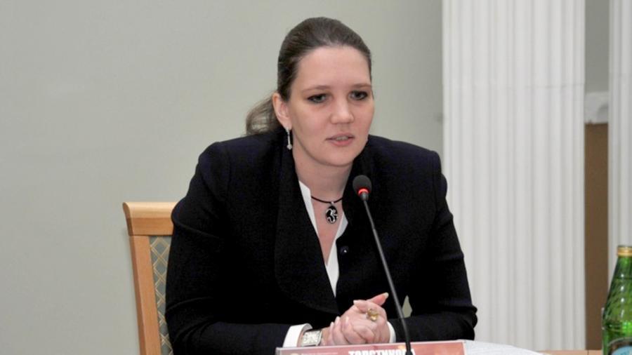 Екатерина Толстикова