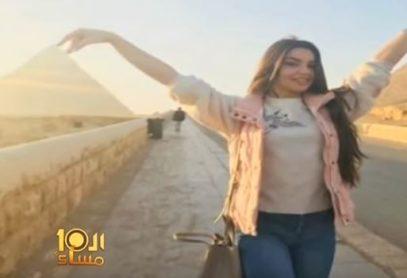 «Грязные танцы» россиянки возмутили египетские власти (ВИДЕО)