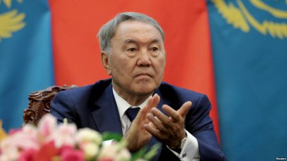 Назарбаев нанес сокрушительный удар по кириллице