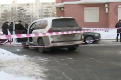 В Москве застрелен бизнесмен Анар Алиев