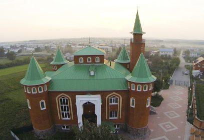 Шыгырдан: в цитадели исламской культуры открылся крупный алкомаркет