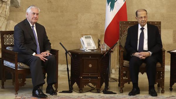 Тиллерсон выделил особую роль «Хизбуллах» в Ливане
