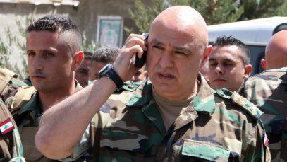 Ливанская армия сделала предупреждение Израилю