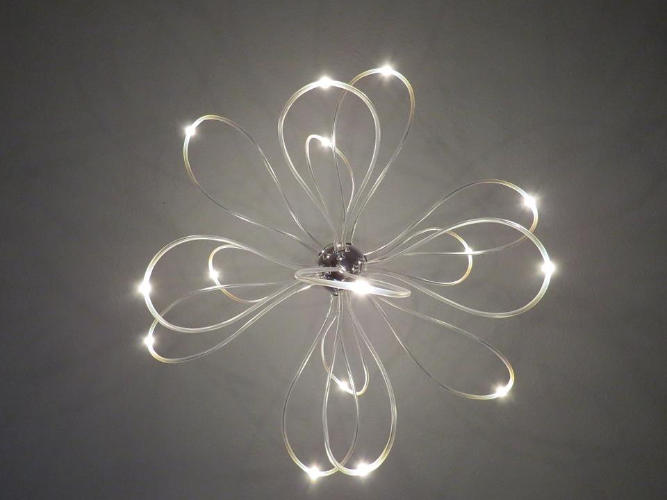 Плюсы выбора светодиодных люстр и светильников