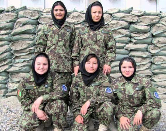 Верх эмансипации: армия Саудовской Аравии начинает набор женщин-солдат