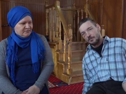 Мусульманин с ДЦП Михаил доказал – невозможное возможно (ВИДЕО)
