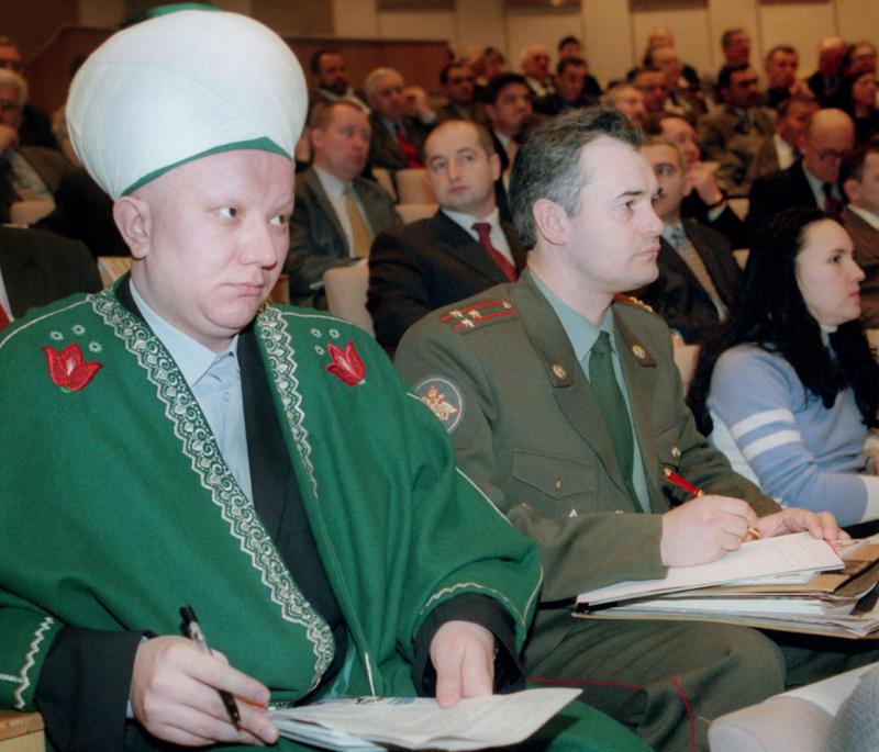 Муфтий Крганов не верит в возможности мусульманских патриотических лагерей