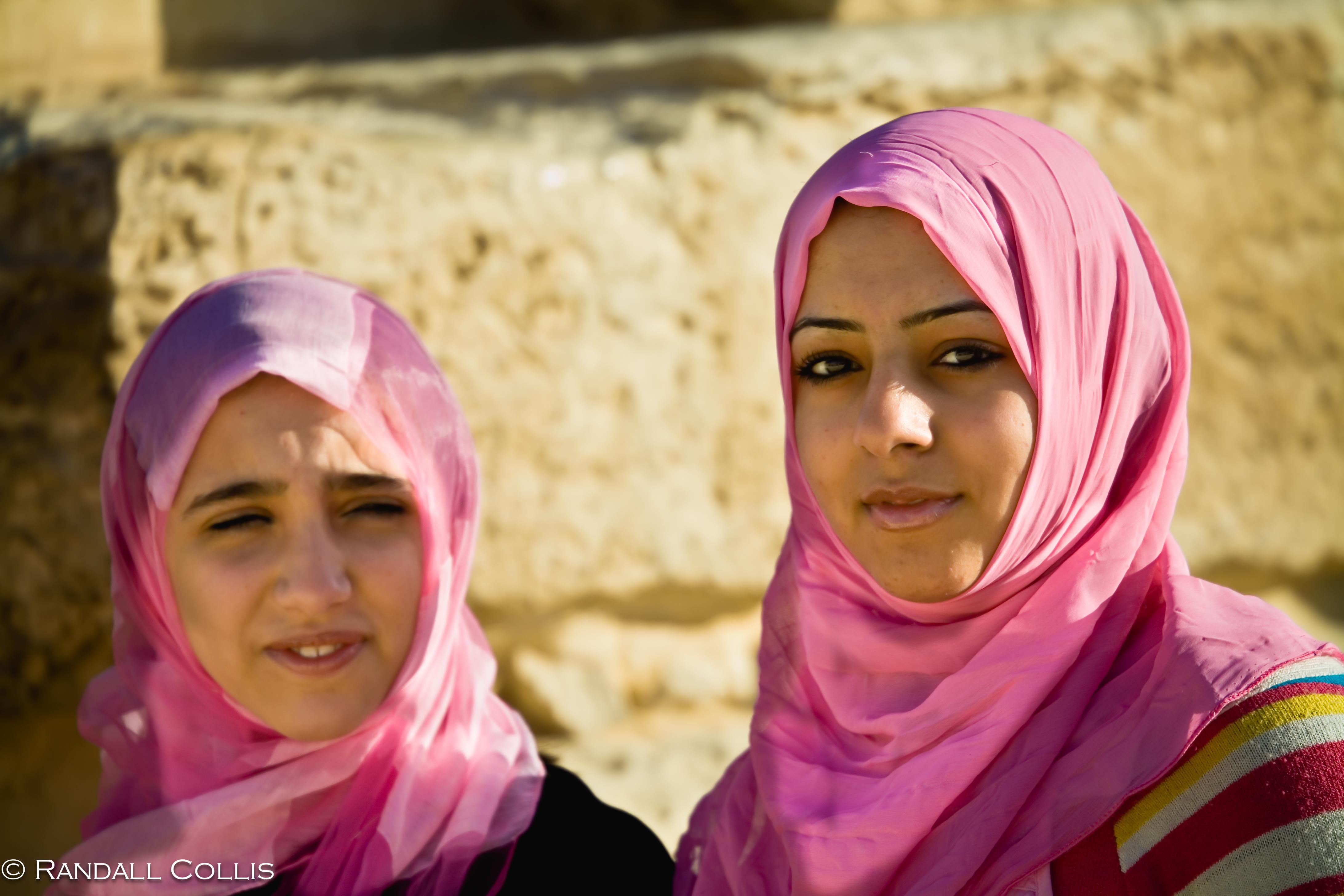 Жительницы Египта