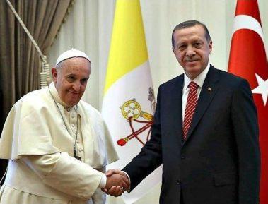 Эрдоган: с Кораном – в Ватикан