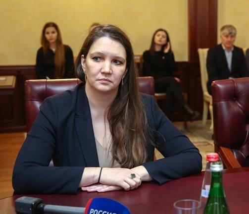 Министр Толстикова назначена главой Минимущества Дагестана в январе 2018 года